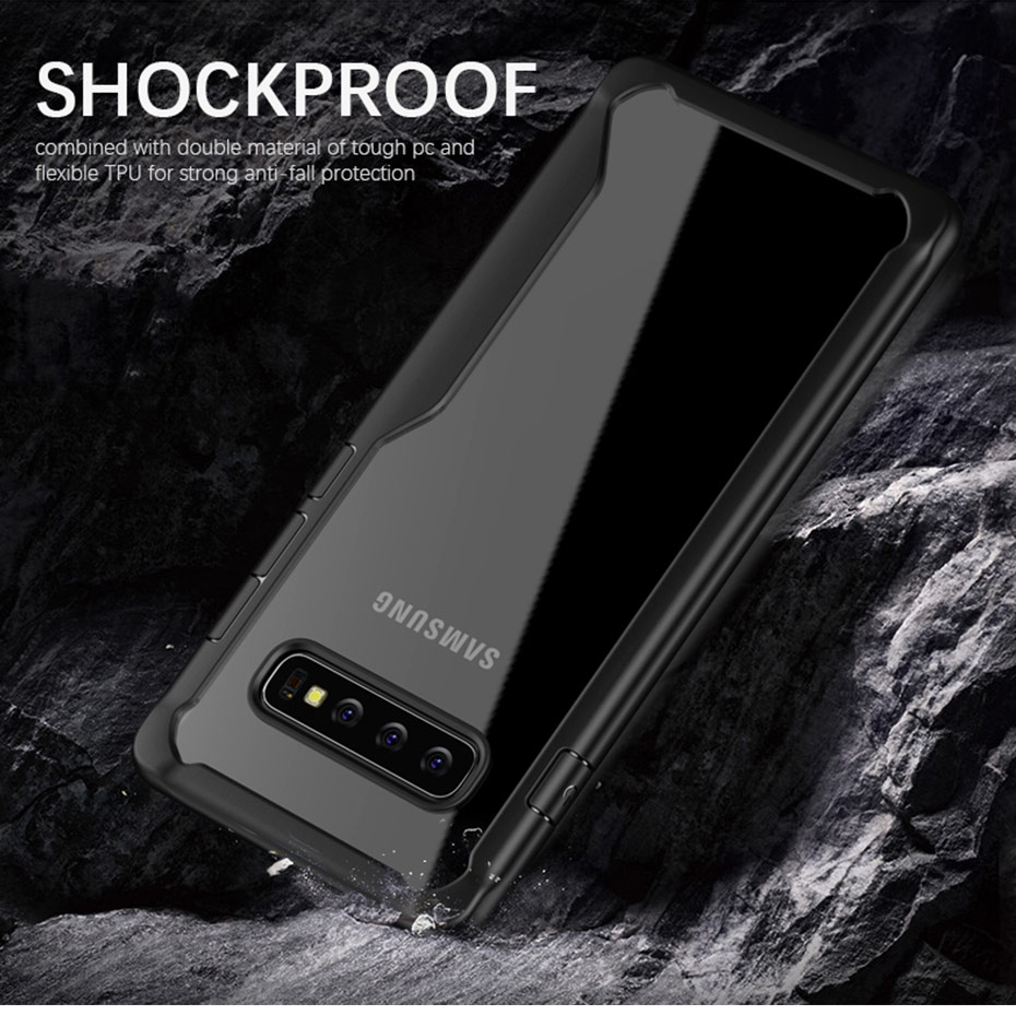 Samsung Galaxy S10 Shockproof Rugged Armor Case