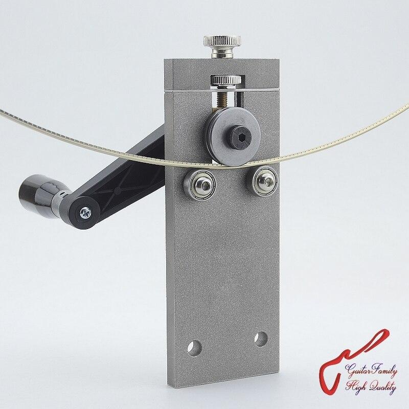 Doblador de Fret-para alambre de flexión herramienta Luthier guitarra y bajo