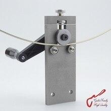 Doblador de trastes para guitarra y bajo, herramienta Luthier de flexión de alambre