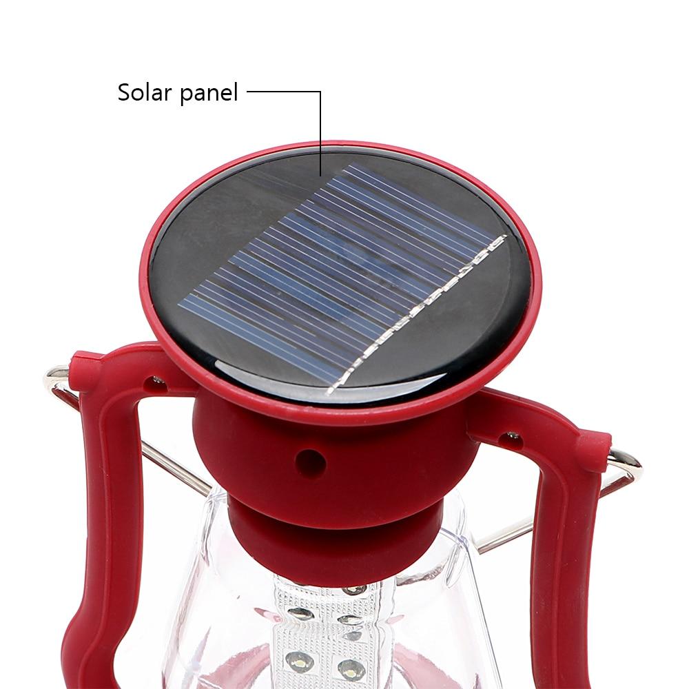 ITimo Hiking Adventure Hand Generator Emergency lamp LED Camping Lantern Solar Lamp
