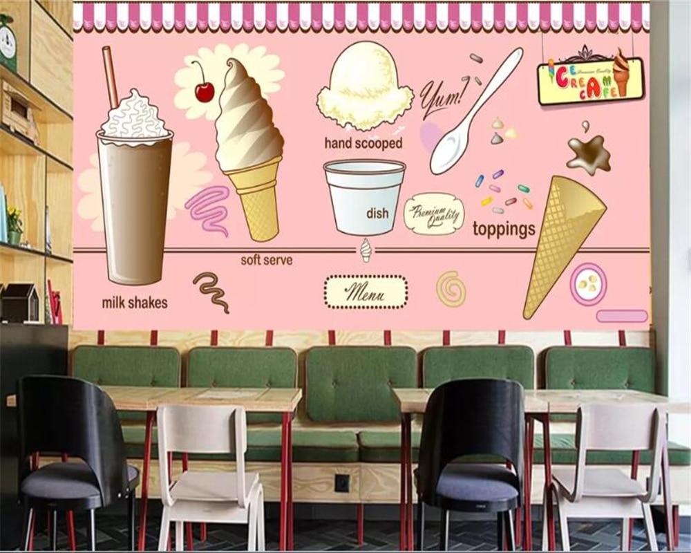 Catering Sign Window Cafe Ice Cream Vinyl Van Slush Sold Here Sticker Green