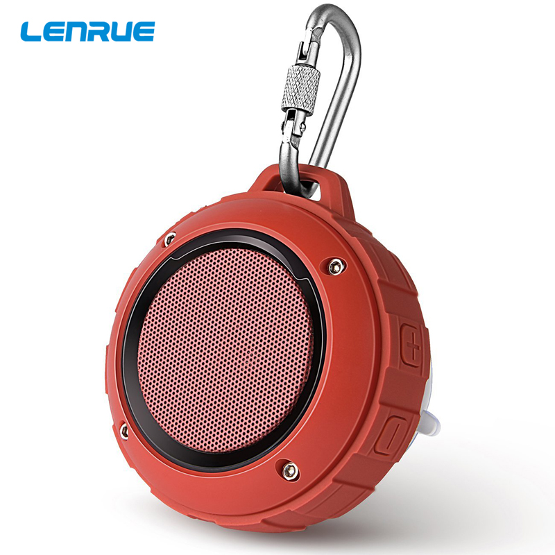 Bluetooth Speakers colomn Outdoor Stereo Waterproof Wireless Portable Speaker with Bass