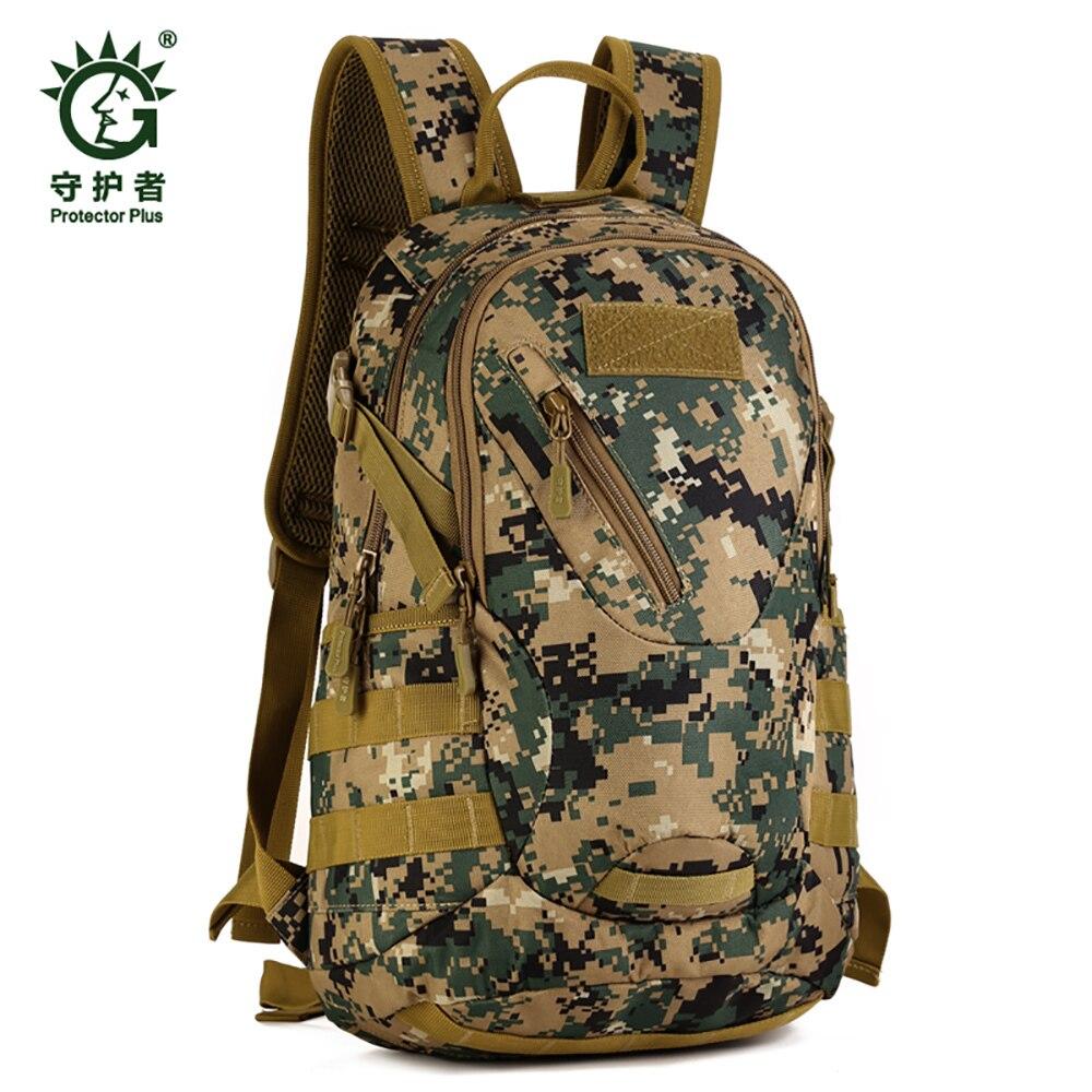 Protetor mais 20l militar mochila impermeável ao