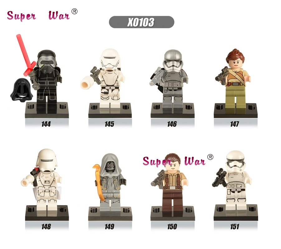 Top 9 Most Popular Star Wars The Force Awakens Minifigures