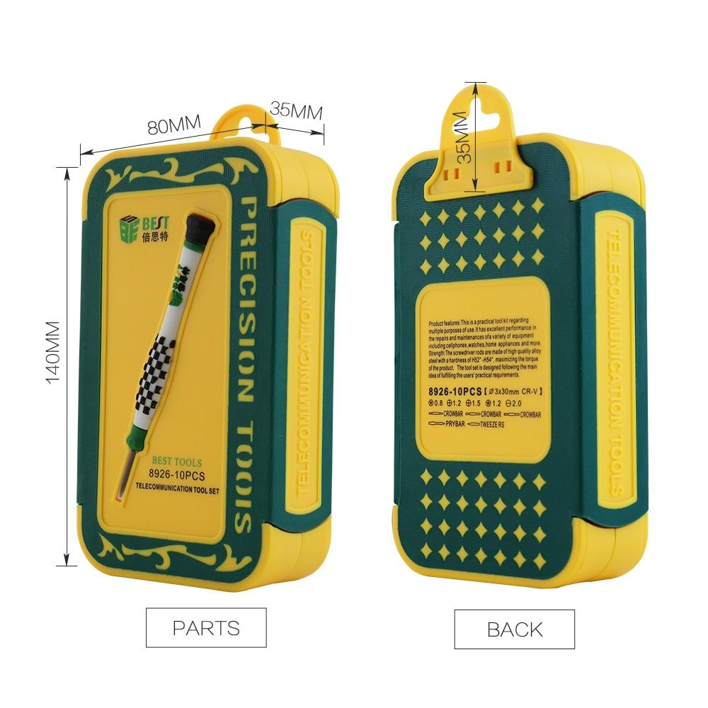 Tasuta saatmine Parima kvaliteediga mobiiltelefonide remondi - Tööriistakomplektid - Foto 6