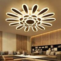 YANGHANG New Design Acrylic Modern Led Ceiling Lights For Living Study Room Bedroom Lampe Plafond Avize
