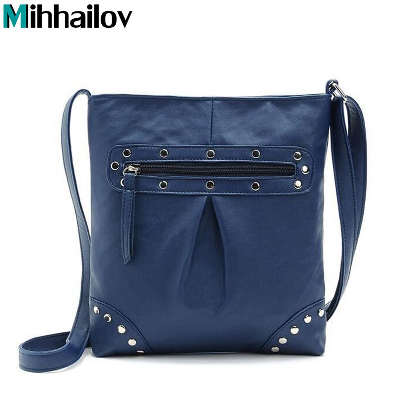 2017 New Fashion Women Bag PU Leather Satchel Handbag CrossBody Shoulder Messenger Bag Female Casual Bags  XS-80 стоимость