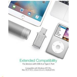 Image 5 - BlitzWolf BW UPC1 2 in 1 Type C USB 3.0 Aluminium Alloy 16GB 32GB 64GB OTG USB Flash Drive External Storage