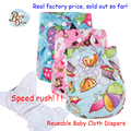 New Arrival Reusable Washable Baby Nappies Cloth Diaper Cover PUL Waterproof Cover Solid Printed Fralda Baby Diapers Wholesale