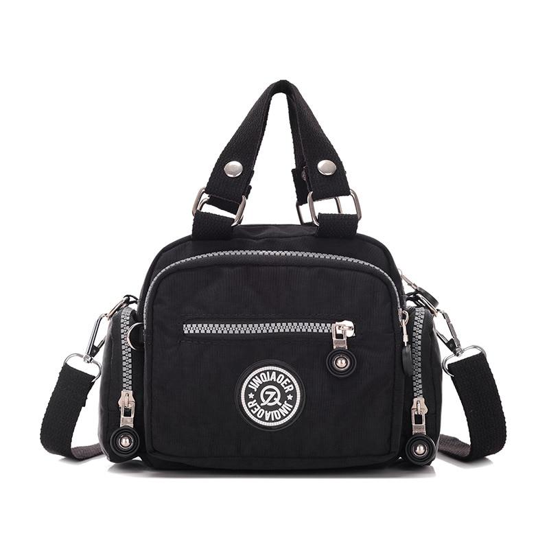 Small Crossbody Bags Female Waterproof Nylon Women Messenger Bags Lady Handbag Fashion Beach Shoulder Bags Bolsas Femininas