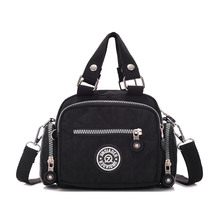 Small Crossbody Bags Female waterproof nylon women messenger bags lady handbag fashion beach shoulder bags bolsas femininas цена