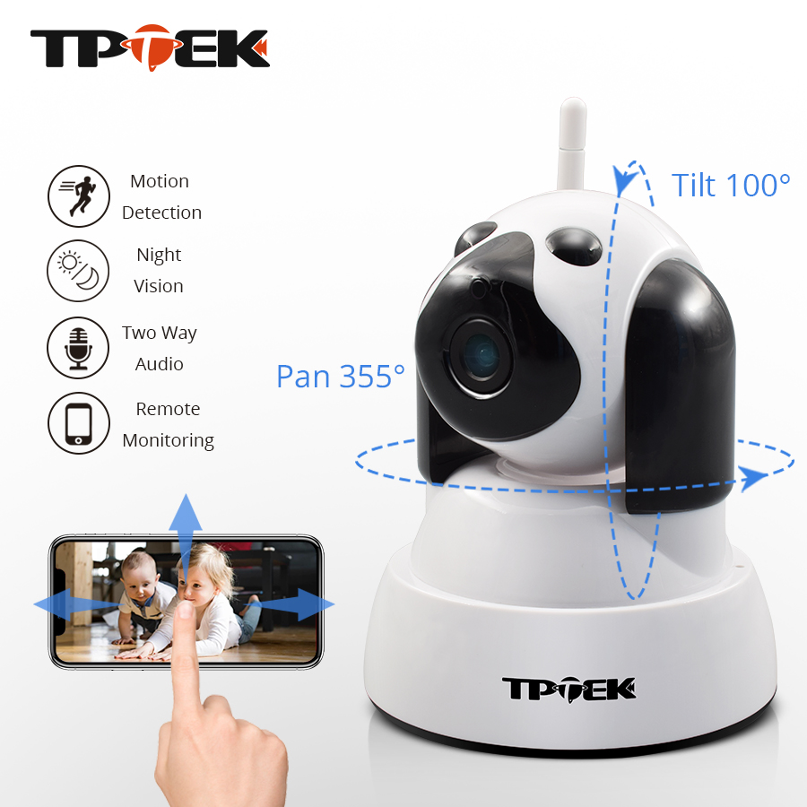 WiFi Camera IP Camera Wi-Fi Wireless Home Security Smart PTZ Camera Network Surveillance Alarm Indoor IP Camara Baby Monitor CamWiFi Camera IP Camera Wi-Fi Wireless Home Security Smart PTZ Camera Network Surveillance Alarm Indoor IP Camara Baby Monitor Cam