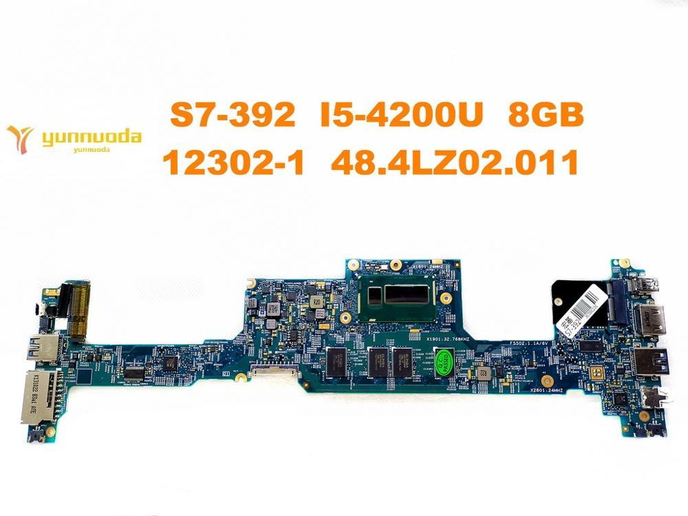 Original forACER S7 392 laptop motherboard S7 392 I5 4200U 8GB 12302 1 48 4LZ02 011