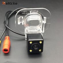 EEMRKE 4 LED CCD HD Da Câmera Do Carro para Hyundai Accent Solaris i25 IX20 Rear View Câmeras de Backup Reversa Estacionamento Câmera