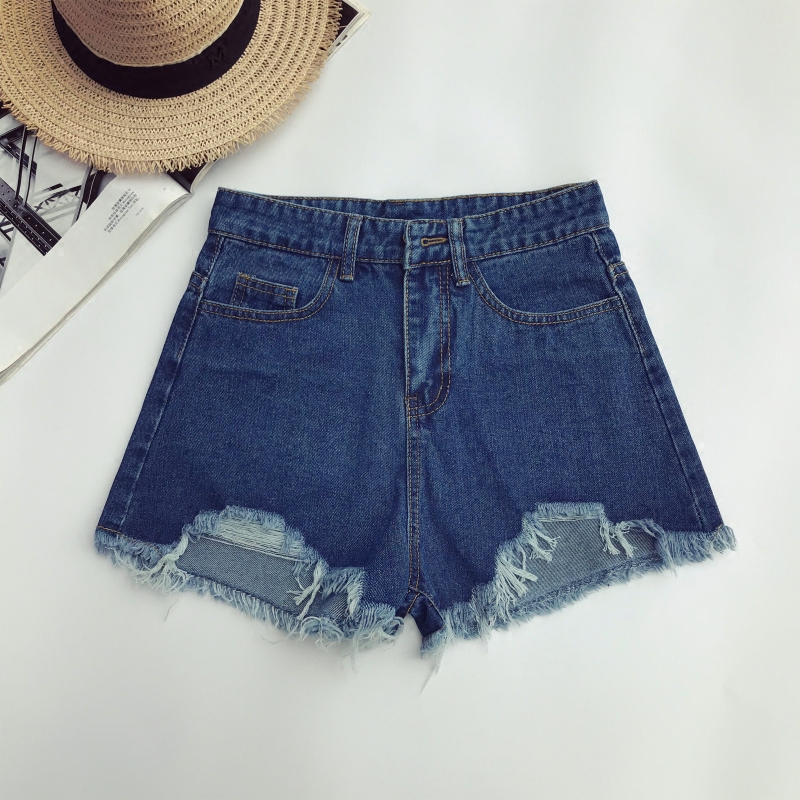 Cheap Wholesale 2018 New Spring Summer Hot Selling Plus Big Size S-5XL Women's Fashion Casual Sexy Shorts Outerwear A241-