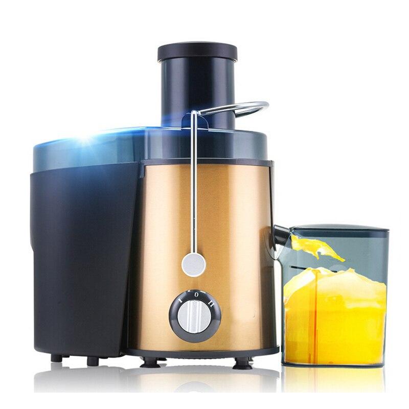 VOSOCO Juicer Fruit Vegetable Citrus 400W Electric Juice machine Extractor Multifuctional Fruit Squeezer mixer Food processor