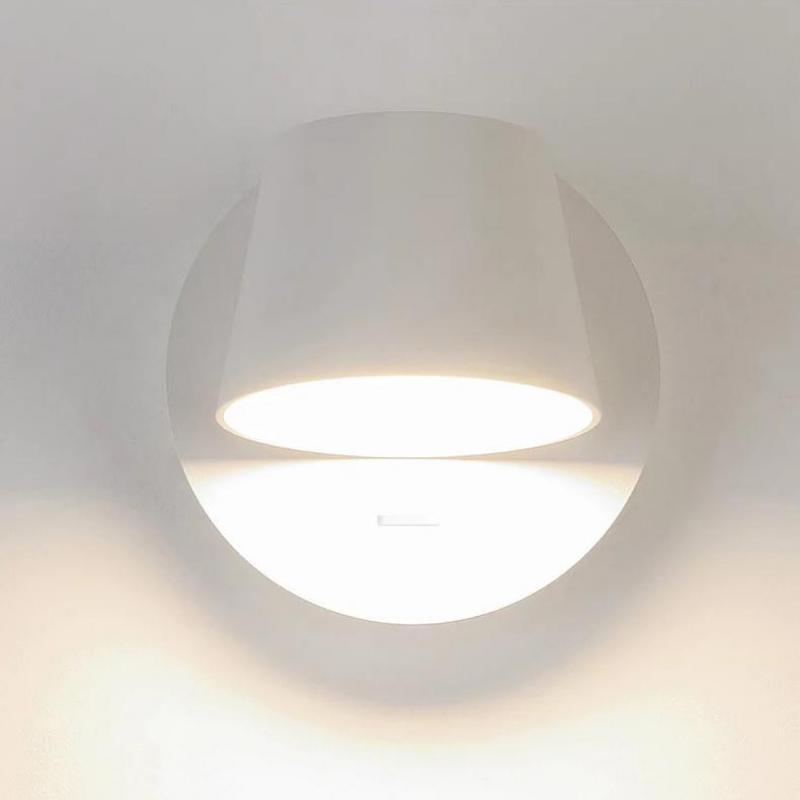 Wand Leuchte Chrom Decken Lampe E14 Spiegel Schalter Beleuchtung Glas Big Light