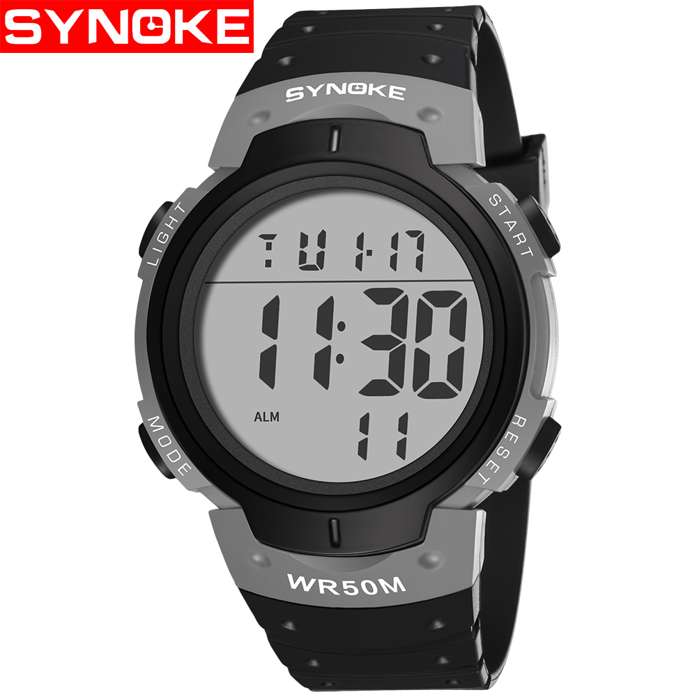 Digital Watches Men's Watches Mens Watches Skmei Top Luxury Brand Chrono Countdown Men Led Digital Sports Watches Man Military Wristwatches Relogio Masculino To Win A High Admiration