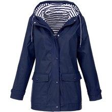 women's zipper hooded pocket
