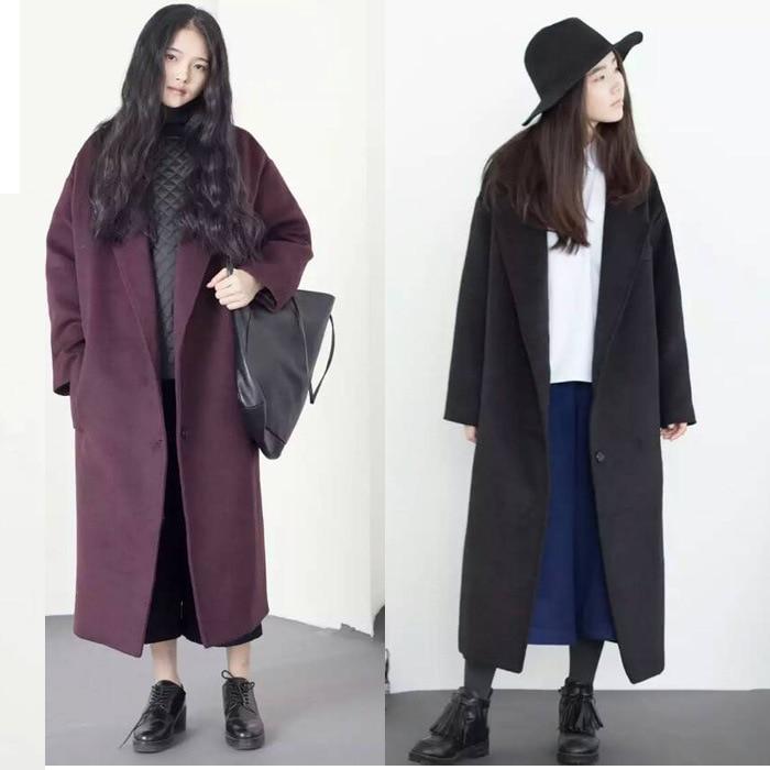 Popular Extra Long Black Coat-Buy Cheap Extra Long Black Coat lots