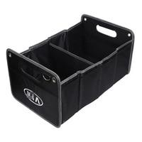 1pcs Car Trunk Organizer Large Capacity Folding Storage Box For KIA Ceed Sportage Rio 3 4 Sorento Soul Spoiler Cerato Koup Forte