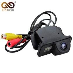 Noktowizor wodoodporna specjalna tylna kamera samochodowa do Toyota Corolla Auris Avensis T25 T27 kamera cofania pojazdu w Kamery pojazdowe od Samochody i motocykle na