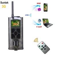 Photo Trpas 3G Hunting Camera MMS 3G HD 16MP Trail Cam GPRS SMTP SMS 1080P Night Vision 940nm Scouting Cameras Trap HC700G