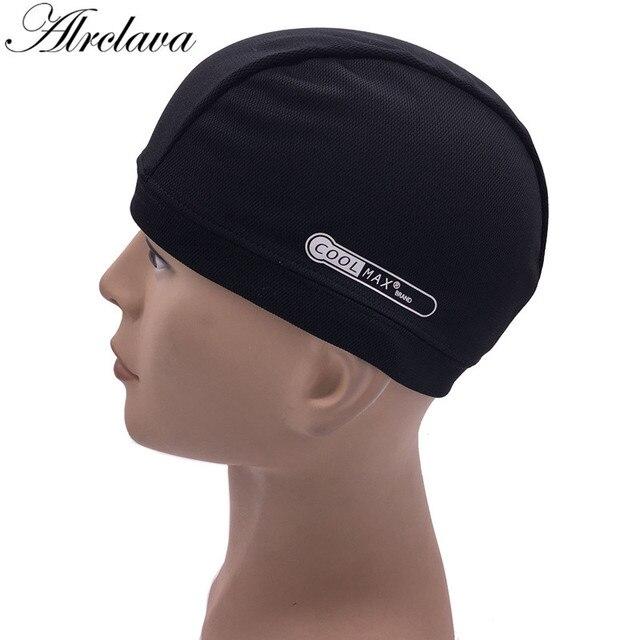 08dbe9f4d0a1d Motorcycle Helmet Inner Cap Coolmax Hat Quick Dry Breathable Hat Racing Hat  Under Helmet Beanie Cap for Helmet