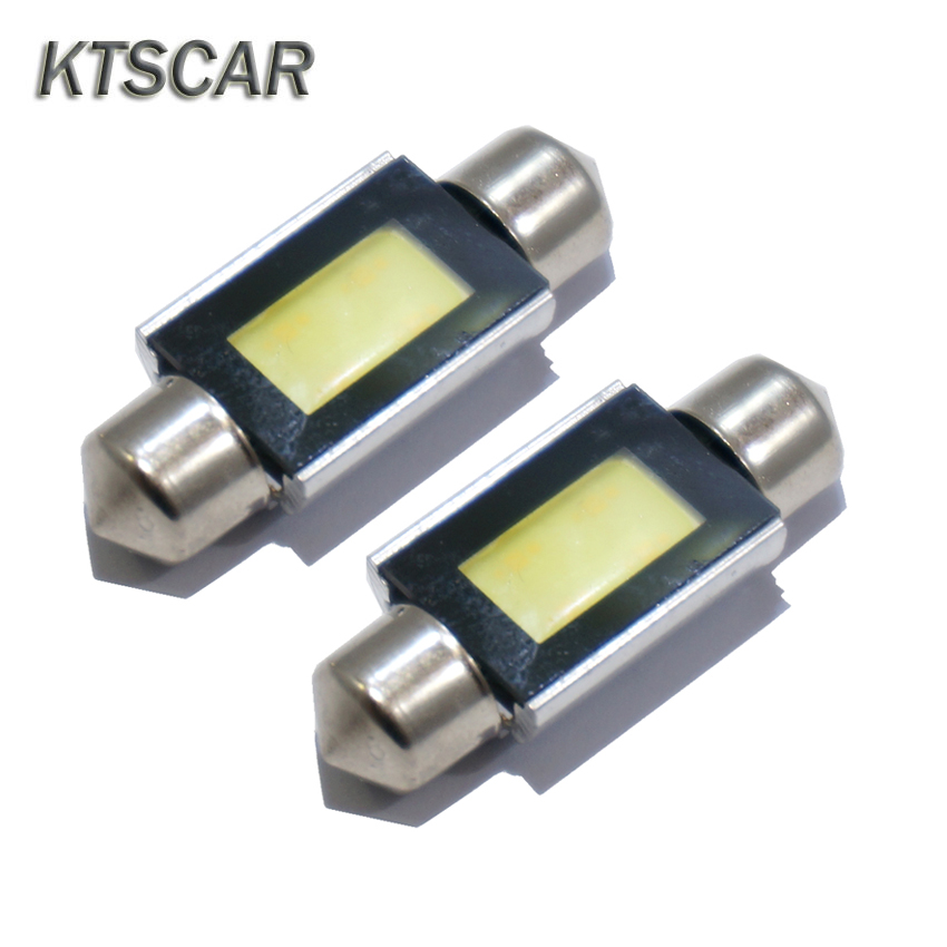 4x Canbus 31MM 36MM 39MM 42MM COB Led Festoon C10W C5W Car Auto Interior Light Source External Lights Number License Plate LED 2pcs festoon led 36mm 39mm 41mm canbus auto led lamp 12v festoon dome light led car dome reading lights c5w led canbus 36mm 39mm