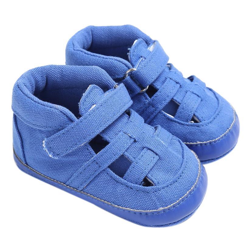 TELOTUNY Baby Infant Kids Girl boys Soft Sole Crib Toddler Newborn Shoes V1156