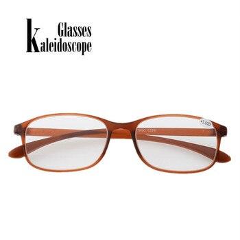 TR90 Women Reading Glasses Men Ultralight Full Frame Reading Eyeglasses 1.5 2.0 2.5 3.0 3.5 4.0