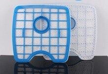 3 шт. Бесплатная Доставка Пылесос HEPA Фильтр Замена фильтра для Philips Робот FC8820 FC8810 FC8066