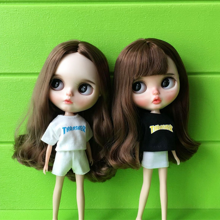 1/6 BJD 30CM Doll toys Top Quality Chinese Doll BJD Ball Joint Doll Summer suit Fashion clothes Fashion Gift toys