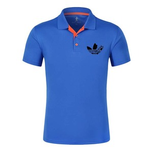2019 New Fashion Men Polo Shir