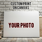 Custom Canvas Print ...