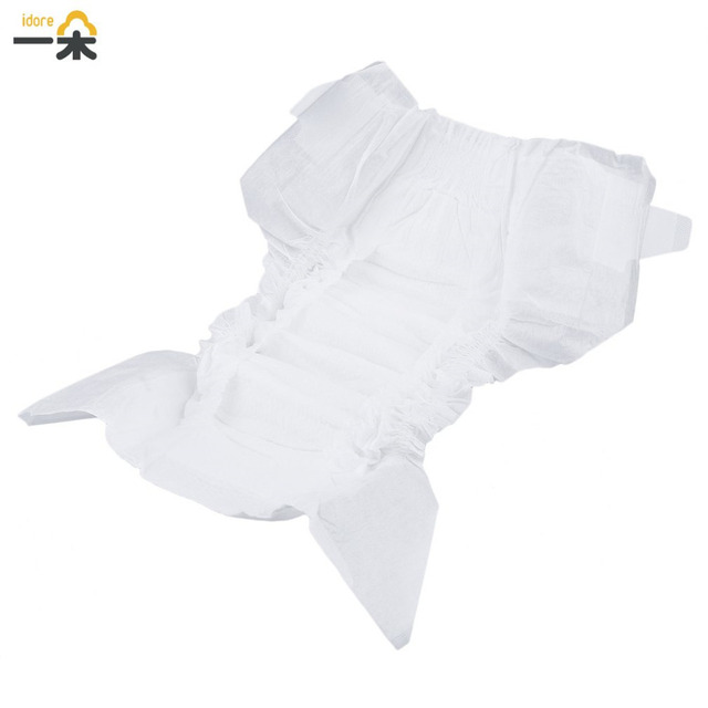 IDore Baby Diapers Size S/M/L/XL Disposable Nappies Ultra-Thin Large Absorb Capacity Breathable 6dtex Nappy Baby Care All Night 3