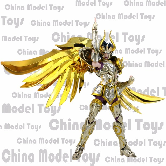 Saire MetalClub EX Soul of God SOG Capricorn Shura Seiya metal armor God Cloth Ex Action Figure
