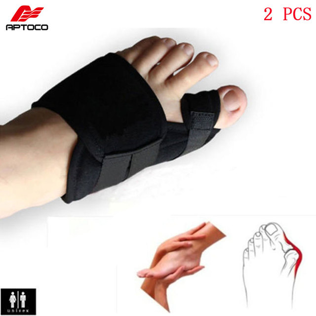 1Pair Soft Bunion Corrector Splint Correction Hallux Valgus Foot Care Pedicure Orthotics Tool Unisex Orthopedic Supplies