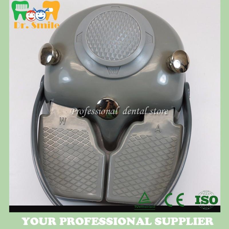 dental foot controller foot switch for dental chair unit Luxury multi function foot pedal dental accessories недорго, оригинальная цена