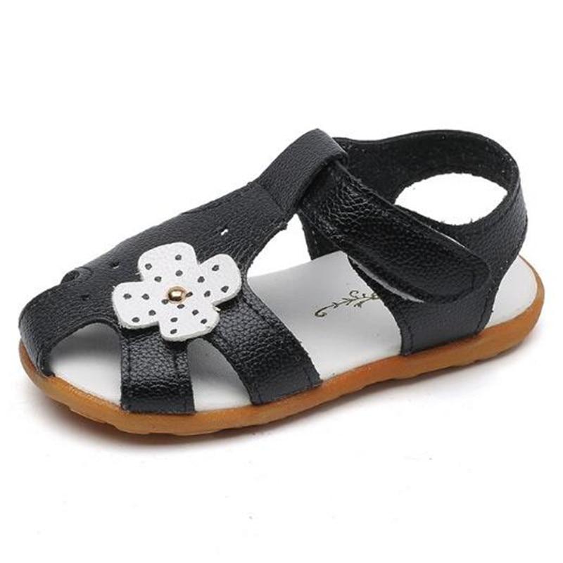 2018 neue sommer kinder sandalen für mädchen pu leder bowtie prinzessin shoes kinder strand sandalen baby kleinkind shoes weiß