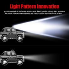 Partol 6D Straight LED Light Bar 50″ 54″ 480W 520W Combo Beam Car Work Light Bars Driving Lamp 4×4 Offroad 4WD LED Bar 12V ATV