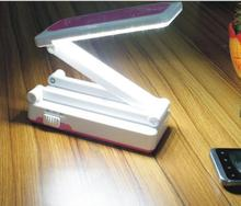Fashionable LED Desk Lamps Foldable Rechargable Reading desk Table Lamp Light  best gifts for the Child / Lover / Parents