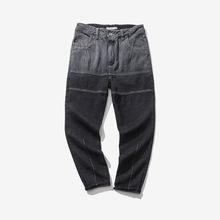 Men's Casual Jeans New Day Of The Department Of Self-cultivation And Small Pants Pants