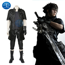 2017 New Arrival Hot Movie Final Fantasy Noctis Lucis Caelum Cosplay Costume For Man Halloween Custom Made