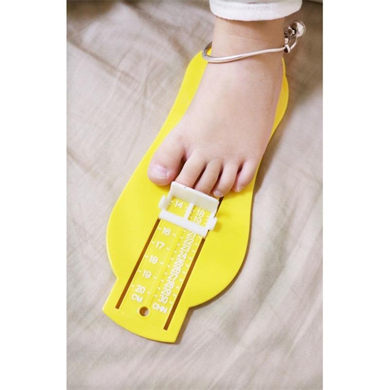 Nagelpflege Babypflege 6 Teile/satz Infant Kinder Fuß Messen Manometer Einstellbar Schuhe Größe Mess Lineal Werkzeug Kleinkind Passende Schuhe Messen Zubehör