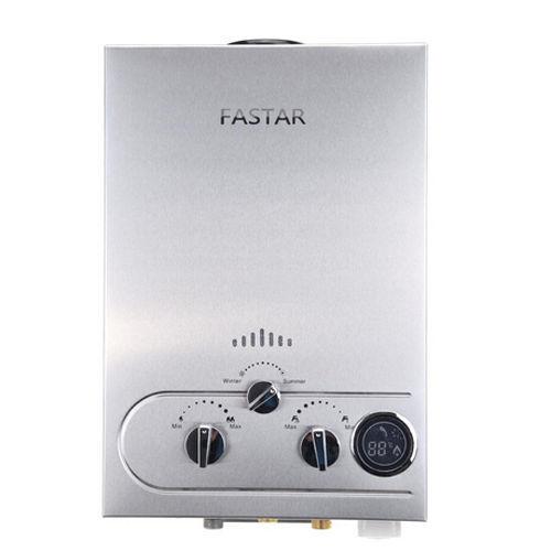 2019 Flue Type 8l-12l Ur 2019 Flue Type Cb Emc New Arrived Lgp Instant / Tankless 8l Lpg Propane Gas Hot Water Heater Lcd Ce