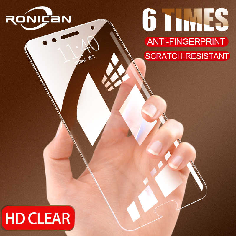 RONICAN Anti-Scratch 0.26mm Tempered Glass For Huawei Honor 7A Pro AUM-AL29 Screen Protector Film Honor 7A Pro Protective Glass