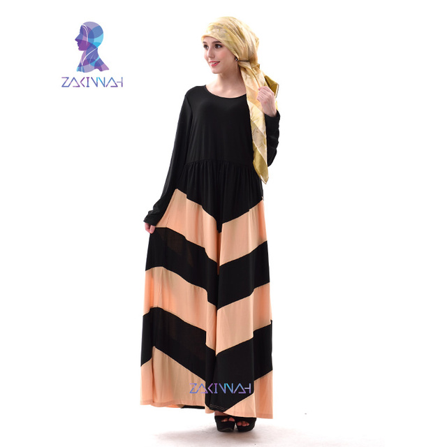 Z008 Мода Мусульманские Платья исламская одежда хуэй национальности и этнической костюм Малайский Мусульманской Одежды Длинное Платье