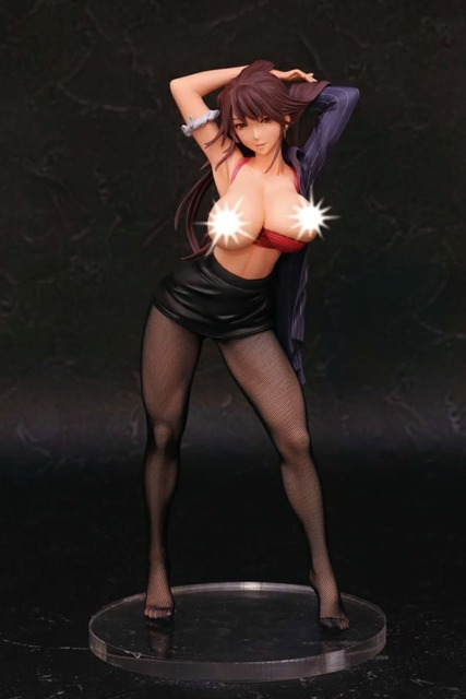 27cm Kurosawaotome A-PLUS A+ Otome Kurosama action figure toy sexy girl PVC figures toy Christmas gift  2