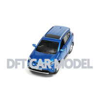 diecast wheel Color 1:64 Scale RAV4 Diecast SUV Car Model Toys For Gifts Collection Free Shipping